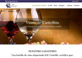 Diseño web IGP Castelló